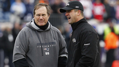 NFL: AFC Championship-Baltimore Ravens at New England Patriots